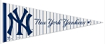 NYY- New York Yankees - PENNANT (Pinstripes)