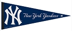 NYY- New York Yankees - PENNANT (Blue)
