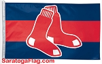 BOSTON RED SOX- FLAG (Blue)