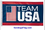 Olympics - TEAM USA FLAG
