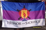 HONOR & SACRIFICE FLAG