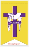 .Easter Banner- He Is Risen