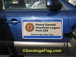 AMERICAN LEGION- Custom MAGNETIC VEHICLE SIGNS