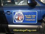 DAV- Disabled American Veterans - Custom MAGNETIC VEHICLE SIGNS