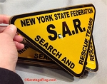 .NYS SEARCH AND RESCUE TEAM- Magnets