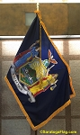NEW YORK State (NYS) PARADE FLAG - 3x5ft