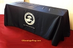 .BESANT HILL SCHOOL- TABLE THROW Banner - Poly Twill