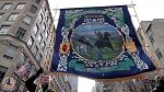 ...Custom Reproduction BANNER- AOH Lodge Banner