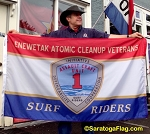 Limited Availability-Enewetak Atomic Cleanup Veterans Flag-SURF RIDERS