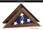 Display Case- Five-Star General Deluxe Flag Case