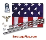 USA FLAG KIT- Economy- Made In USA