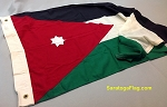 JORDAN- 2x4ft Flag Wool Vintage