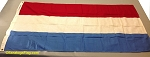 LUXEMBOURG- 3x5ft Flag Cotton Vintage
