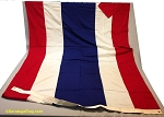 THAILAND- 6x9ft Flag Wool Vintage