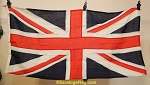 UNITED KINGDOM- 2x4FT- Authentic VINTAGE UK
