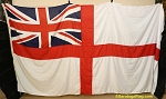 UNITED KINGDOM-British White Ensign- 6x12FT- VINTAGE