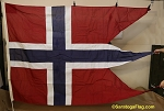 NORWAY Flag- 6x9ft VINTAGE