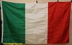 ITALY Flag- 5x8FT- VINTAGE-SOLD