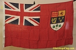 CANADA-Historical- 3x5ft Flag Vintage