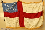Episcopal Flag-3x5ft- Used- VINTAGE