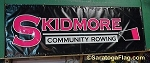 .SKIDMORE COLLEGE- Community Rowing VINYL BANNERS