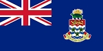 CAYMAN ISLANDS FLAG - BLUE
