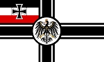 GERMANY-WW1 FLAG