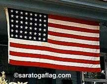 48 Star USA FLAG- New- NYLON