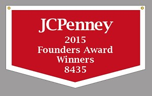 .JCPENNEY- Felt Display Banners