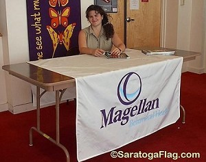 .MAGELLAN BEHAVIORAL HEALTH- TABLE RUNNER - Digital Print