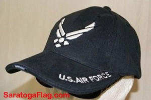 BALLCAP: AIR FORCE New Logo Wings
