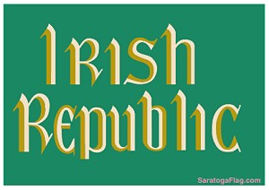 .IRISH REPUBLIC FLAG