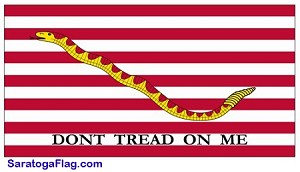 FIRST NAVY JACK FLAG- Government Spec