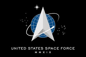 U.S. SPACE FORCE FLAG