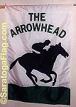 .ARROWHEAD RACING STABLE - Custom Banner