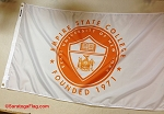 .EMPIRE STATE COLLEGE- SUNY Seal- Nylon Flags- All Sizes