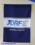 .JDRF- Custom PODIUM BANNER  - Digital Print