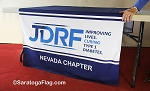 .JDRF- Custom TABLE RUNNER - Digital Print