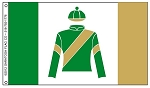 .STONEGATE STABLES - Custom Flag
