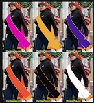 ..PARADE SASH-Solid Colors