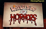 Painting- Backdrop - Little Shop of Horrors Sign