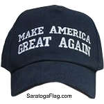 ...TRUMP BALLCAP: MAKE AMERICAN GREAT AGAIN- Blue-SOLD OUT