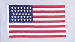 34 Star USA Flag - Union Civil War