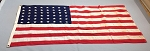 48 Star USA Flag- 3x5ft WOOL- Authentic - Vintage-SOLD