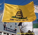 GADSDEN FLAG - Made in USA