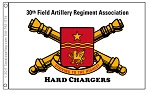 Vietnam Veteran- 30th Field Artillery Regiment Association-CUSTOM