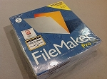 SOFTWARE- FILEMAKER PRO 5.5 -Macintosh-NEW