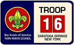 Custom MAGNETIC VEHICLE SIGNS- BOY SCOUT TROOP