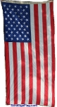 U.S.A. FLAG- Government Spec- 3.5x6.75ft Printed Canton