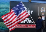 .Patriot Guard USA Flag Kit